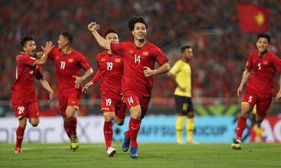 Đội tuyển Việt Nam sẽ vươn lên hạng 90 thế giới nếu đánh bại Trung Quốc