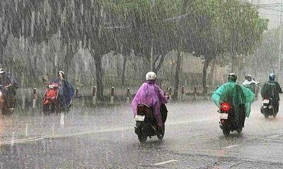 Tin tức dự báo thời tiết hôm nay 7/10: Trung bộ mưa to đến rất to