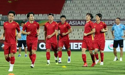 Đội tuyển Việt Nam chốt danh sách 23 cầu thủ cho trận gặp đội tuyển Trung Quốc