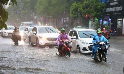 Tin tức dự báo thời tiết hôm nay 9/10/:Bắc Bộ và Bắc Trung Bộ mưa to đến rất to