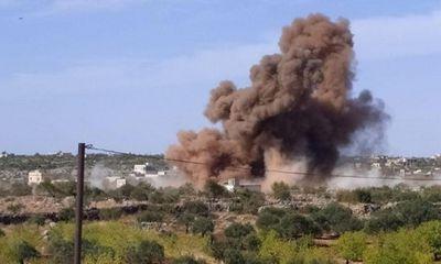 Tình hình chiến sự Syria mới nhất ngày 8/10:Liên quân Nga-Syria dội bom gần 1.000 tay súng khủng bố