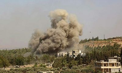 Tình hình chiến sự Syria mới nhất ngày 9/10:Phiến quân thân Thổ hứng bom vì không tuân thủ thỏa thuận với Nga
