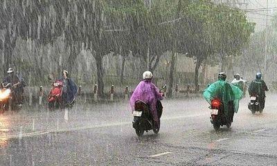 Tin tức dự báo thời tiết hôm nay 13/10:Bắc Bộ và Bắc Trung Bộ mưa rất to