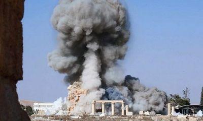 Tình hình chiến sự Syria mới nhất ngày 14/10:Israel tấn công vào thành phố Palmyra gây thương vong