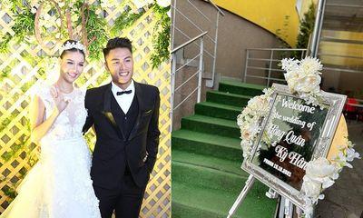Mạc Hồng Quân và Kỳ Hân bất ngờ cưới thêm lần nữa sau 5 năm