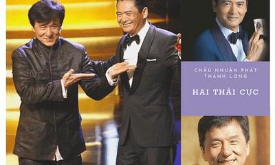 Sự nghiệp dài gần nửa thế kỷ nhưng vì sao Châu Nhuận Phát chưa 1 lần đóng phim cùng Thành Long?