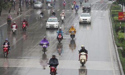 Tin tức dự báo thời tiết hôm nay 18/10:Hà Nội có lúc có mưa
