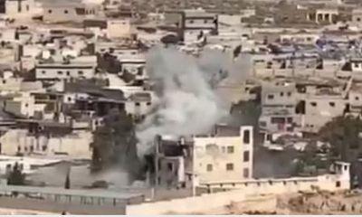 Tình hình chiến sự Syria mới nhất ngày 18/10:SAA nã pháo vào cuộc gặp giữa HTS và Thổ Nhĩ Kỳ
