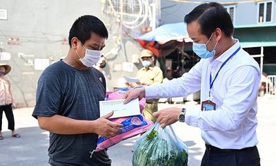 Lập 12 đoàn kiểm tra việc giải ngân tiền hỗ trợ người dân khó khăn do COVID-19