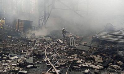 Nga: Nổ lớn tại nhà máy thuốc súng khiến 16 người thiệt mạng