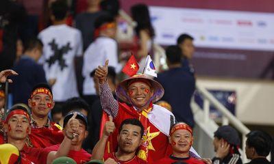 Vòng loại World Cup 2022: Vé xem đội tuyển Việt Nam dự kiến có giá thấp nhất là 500.000 đồng