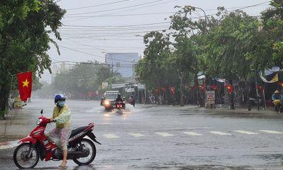 Tin tức dự báo thời tiết hôm nay 24/10: Trung Bộ và Nam Bộ mưa to