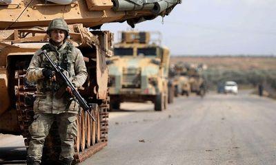Tình hình chiến sự Syria mới nhất ngày 24/10:Thổ Nhĩ Kỳ tràn vào Ain Issa bất chấp sự hiện diện của Nga