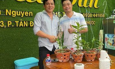 Anh Trần Lợi và những chia sẻ về niềm đam mê hoa lan