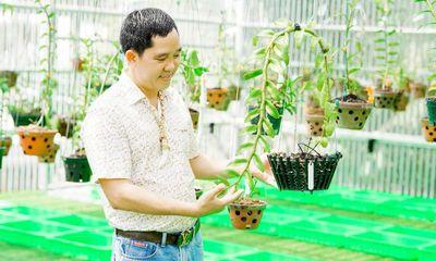 Xã hội - Nghệ nhân lan Xuân Hùng và trăn trở xây dựng cộng đồng lan vững mạnh