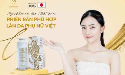 Xã hội - Serum trắng da Nhật Bản Linh Nhâm Cosmetics có gì đặc biệt?