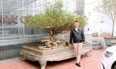 Xã hội - Chiêm ngưỡng Mộc Hương giá chuyển nhượng 4 tỷ của nghệ nhân Vĩnh Phúc