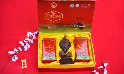 Xã hội - Hộp Trà Thái Nguyên biếu Tết quà tặng sức khỏe cho người Việt