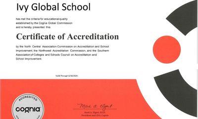 Xã hội - Trường quốc tế Mỹ trực tuyến Ivy Global School đạt kiểm định toàn diện:Cơ hội lớn cho học sinh Việt Nam!