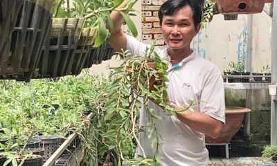 Xã hội - Nghệ nhân Phan Thanh Liêm chia sẻ cách chăm sóc vườn lan