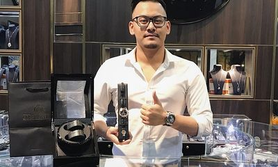 Quản lý Boss Luxury Lê Đình Long lý giải những yếu tố khiến đồng hồ Rolex mặt xanh thời thượng đáng sở hữu nhất hiện nay