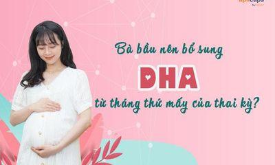 Bà bầu có nên bổ sung DHA hay không?