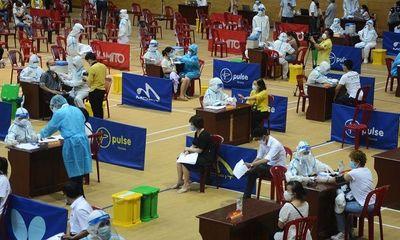 Đà Nẵng kêu gọi tình nguyện viên tham gia hỗ trợ tiêm vaccine cho dân
