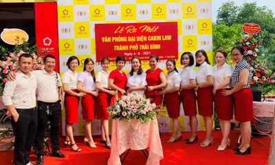 Hệ thống dịch vụ pháp lý CABIN LAW chính thức ra mắt văn phòng đại diện tại Thái Bình