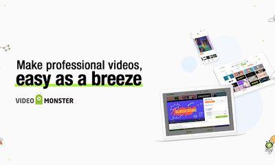 VideoMonster giới thiệu ứng dụng chỉnh sửa video chuyên nghiệp