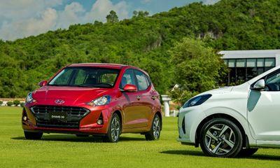 Hyundai Grand i10 2021 đã có mặt tại Hyundai Quảng Ninh