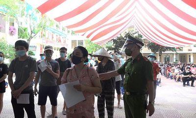 TP Hà Nội: UBND phường Trung Văn huy động các nguồn nhân lực phục vụ cho công tác tiêm chủng trên địa bàn.