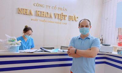 Doanh nhân Nguyễn Hồng Đăng chia sẻ việc làm đẹp cho bản thân là một cách để thể hiện sự tôn trọng với người đối diện