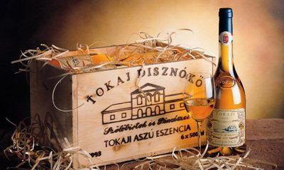 Rượu Vang Hungary giành được chiến thắng trong cuộc thi rượu vang quốc tế