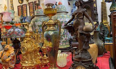Đồ gỗ gốm sứ Ngọc Phúc và tôn chỉ lưu giữ giá trị văn hoá