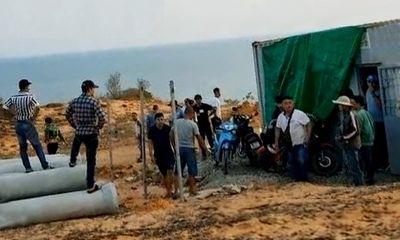 Phan Thiết – Bình Thuận:Doanh nghiệp khốn đốn vì đất dự án bị lấn chiếm trái phép