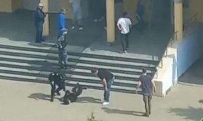 Nga bàng hoàng vì vụ xả súng đẫm máu 11 người chết, nghi phạm còn rất trẻ