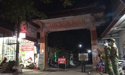 Hưng Yên: Ổ dịch huyện Phù Cừ được gỡ bỏ phong tỏa