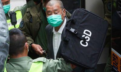 Hong Kong đóng băng tài sản của ông trùm truyền thông Jimmy Lai