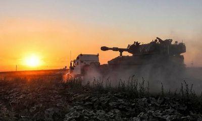 Xung đột ở dải Gaza: Israel điều bộ binh đến khu vực biên giới, gây lo ngại nguy cơ chiến tranh