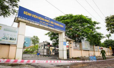 Nữ điều dưỡng vệnh viện Bệnh Nhiệt đới Trung ương bị bệnh nhân mắc COVID-19 hành hung