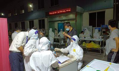 Bắc Giang: Xuất hiện thêm ổ dịch COVID-19 mới ở khu công nghiệp Quang Châu