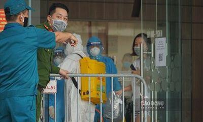 Vợ chồng cựu giám đốc Hacinco có thể không lây nhiễm COVID-19 từ Đà Nẵng