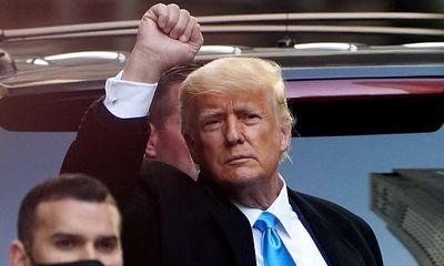 Hé lộ về khoản lương hưu cựu Tổng thống Trump được nhận từ tháng 1/2020