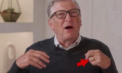 Xuất hiện sau khi ly hôn, tỷ phú Bill Gates bị soi chi tiết lạ