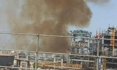 Nổ đường ống dẫn oxy ở nhà máy hóa dầu Iran, 1 người thiệt mạng