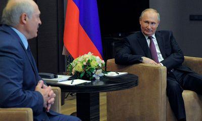 Nga cho Belarus vay 500 triệu USD giữa lúc căng thẳng với phương Tây
