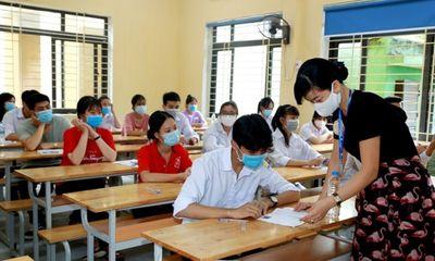 Vĩnh Phúc : Hơn 13.500 học sinh lớp 12 quay lại trường từ ngày 31/5