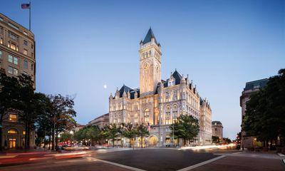 Cựu Tổng thống Trump nỗ lực rao bán khách sạn đắt đỏ ở thủ đô Washington D.C