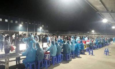 Giám đốc CDC Bắc Giang tạm dừng công việc điều hành, tập trung chỉ đạo phòng dịch COVID-19
