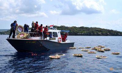 Indonesia ngừng trục vớt tàu hải quân gặp nạn KRI Nanggala-402